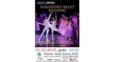 Лебедине озеро - Київський національний балет/01.03.2019