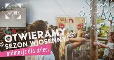 Wiosenne Rewolucje - jedzenie, kino, zabawa w centrum KRK