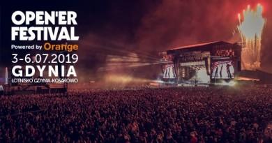 Open'er Festival 2019 - official