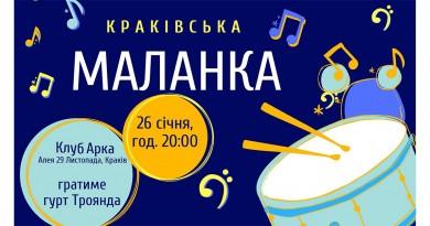 Krakowska Małanka 2019/Краківська Маланка 2019