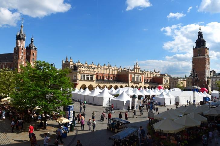 Фестиваль науки та мистецтва у Кракові