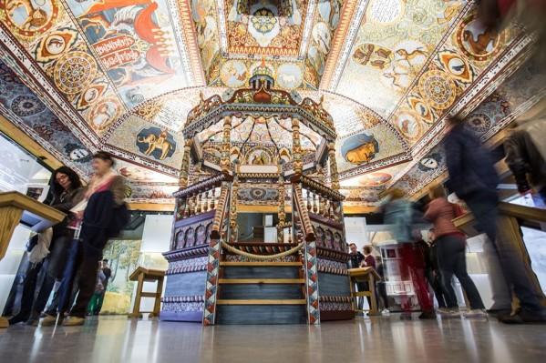 Ніч у Музеї В Polin | У Короля Матюша