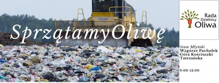 Прибирання Оліви / Sprzątamy Oliwę!