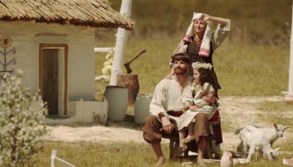Український цикл в кадрі - показ фільму