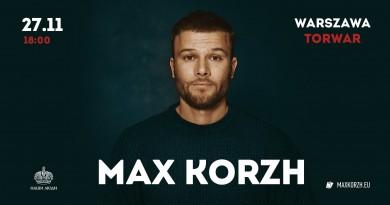 Макс Корж возвращается в Польшу