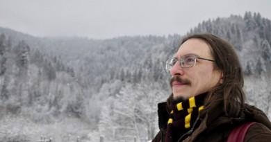 Лекція-зустріч із письменником Володимиром Арєнєвим