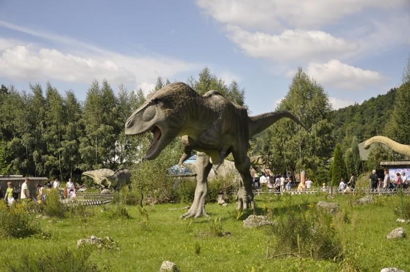 Пакр Динозаврів в Балтуві