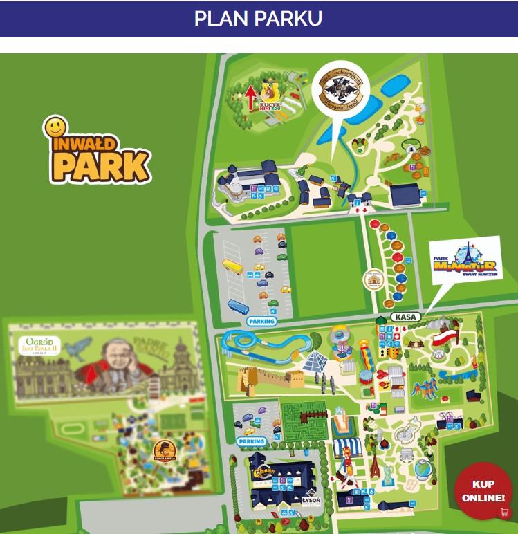 План парку