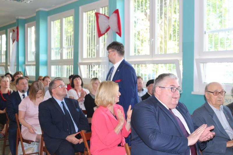 На торжество приглашены представители местного самоуправления Гданська
