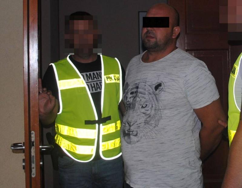 Старшему из задержанных 35 лет