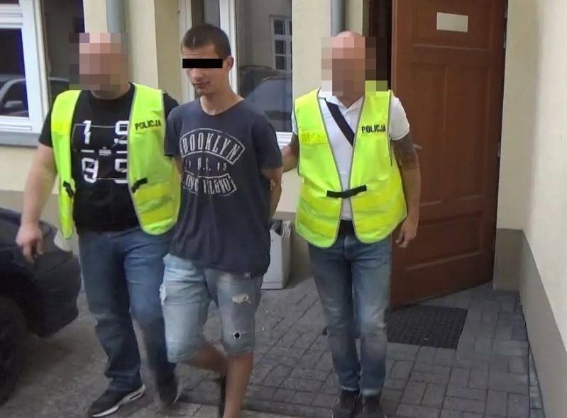 Подозреваемые граждане Украины, жители Волынской области