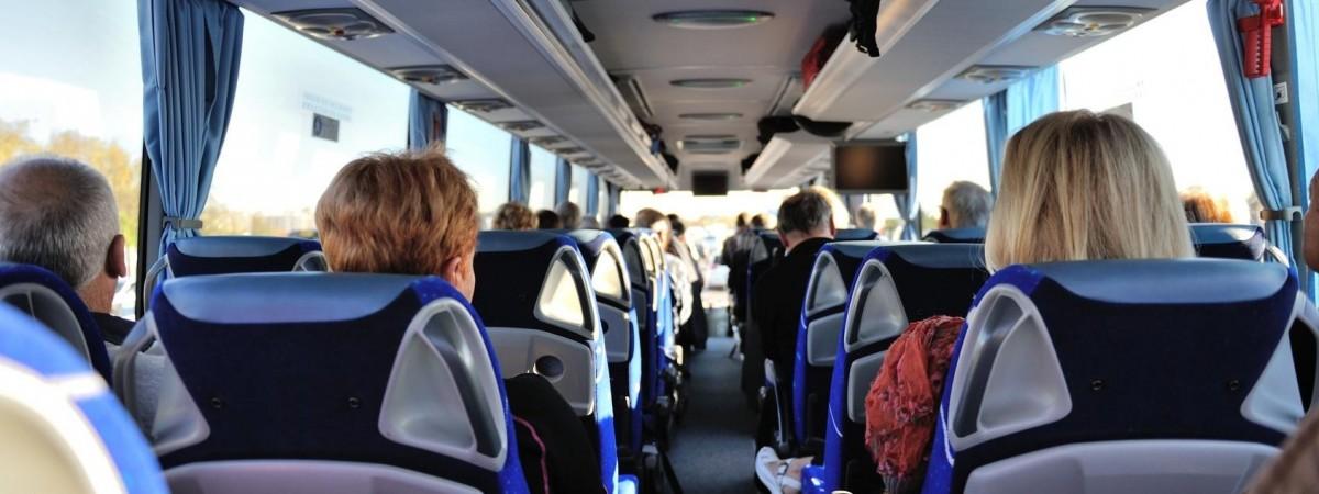 Автобус с украинцами перевернулся в Польше