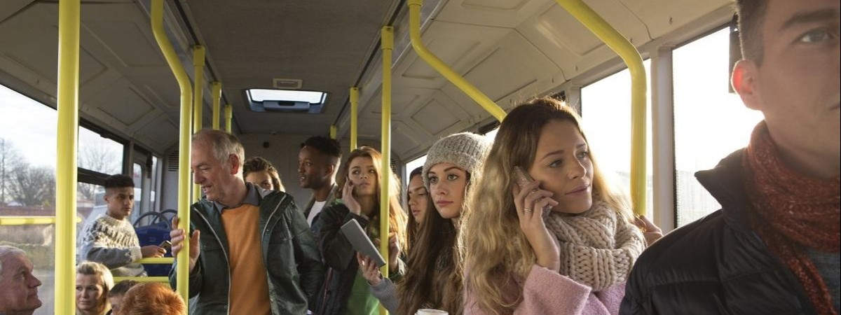 Общественный транспорт в Польше: еще в одном городе появились украиноязычные билетоматы