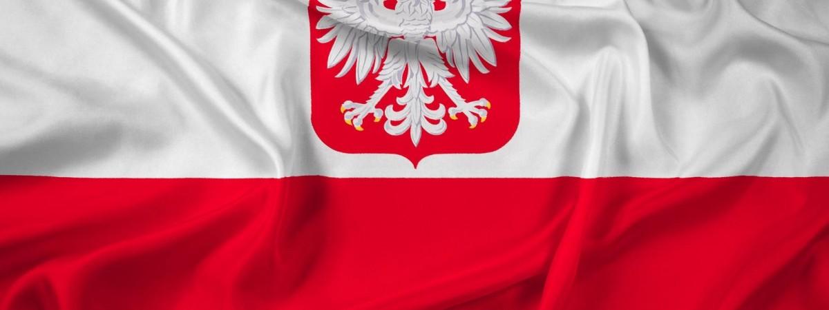 Почему флаг Польши бело-красный?