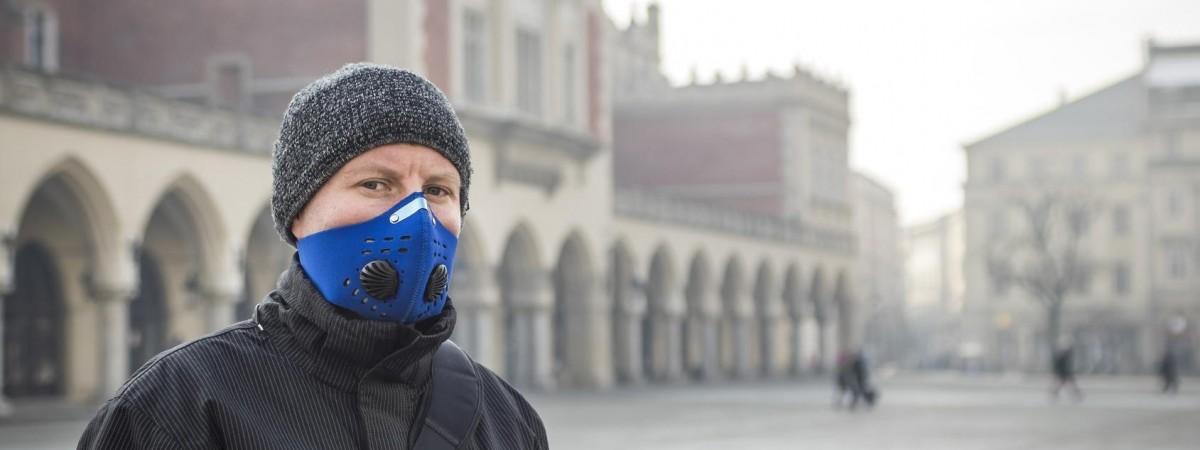 Где в Польше зимой самый чистый воздух?