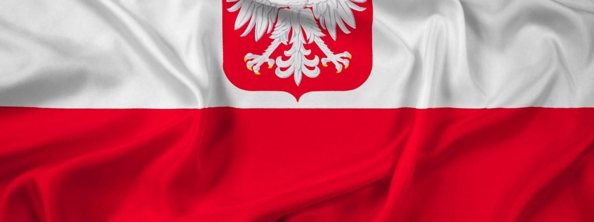 Чому прапор Польщі біло-червоний?
