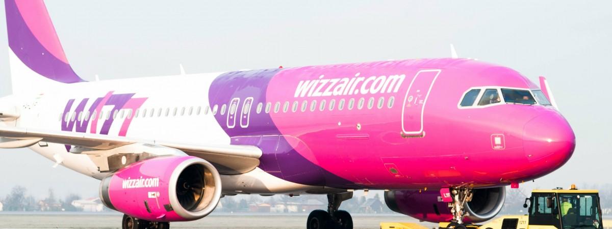 Wizz Air розпродує квитки на всі рейси. До Польщі можна полетіти за 266 грн