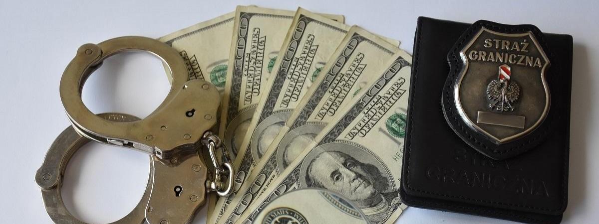 Українець поплатився через валютні хитрощі на польському кордоні