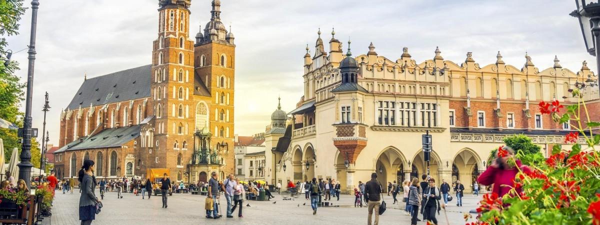 Краків визнали найкращим містом для відпочинку в Європі