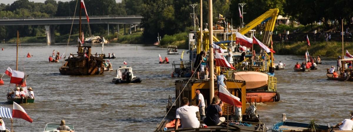 Восхитительная Висла. Чем удивят прогулочные рейсы по реке в Варшаве?