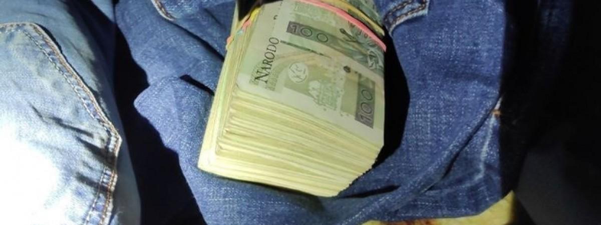 Українець віз майже 500 тис злотих готівкою і втратив їх на кордоні в Ягодині