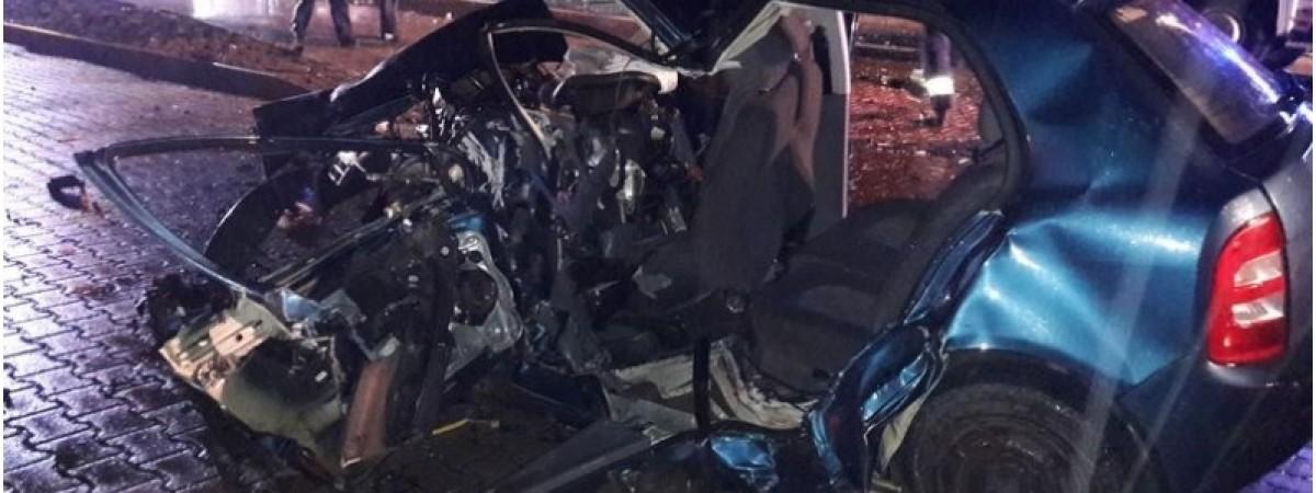 В ужасном ДТП в Польше погибли двое украинцев: авто влетело в дерево на огромной скорости