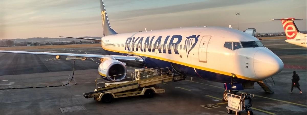 У Ryanair розпродаж до Дня закоханих. Подаємо акційні ціни з Польщі в Україну і навпаки