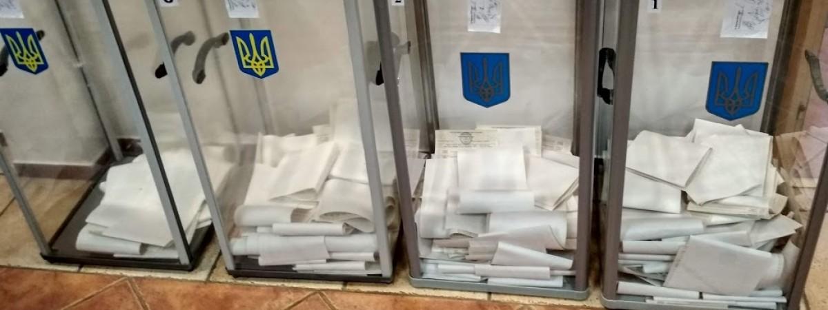 Голосування українців у Польщі на позачергових виборах Верховної Ради: результати по містах