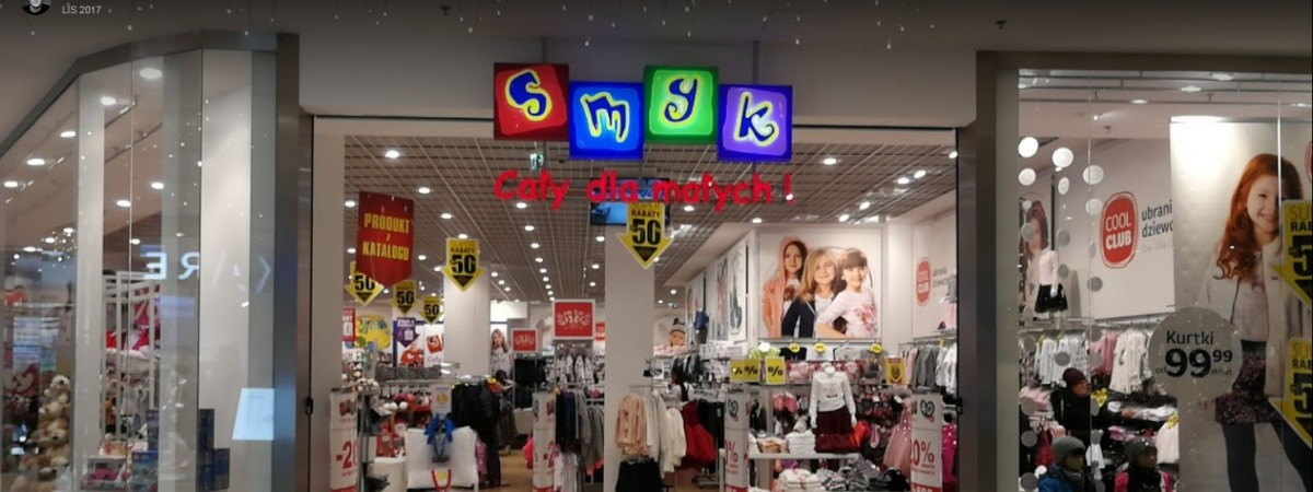 """54ff2d3aad11 Польская сеть детских магазинов """"Smyk"""" уходит из Росии"""
