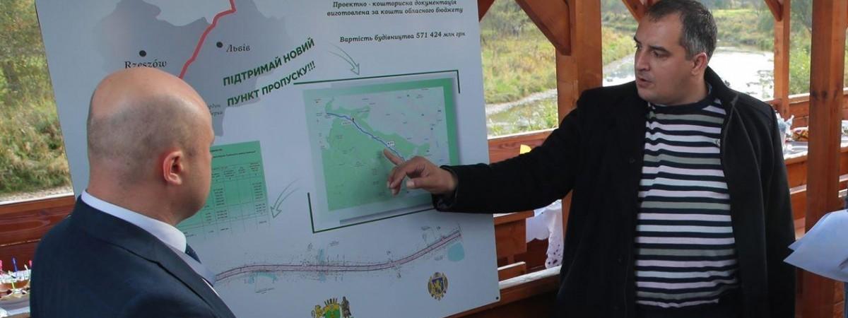 Перетин кордону з Польщею: в Україні збирають підписи за відкриття нового пункту пропуску