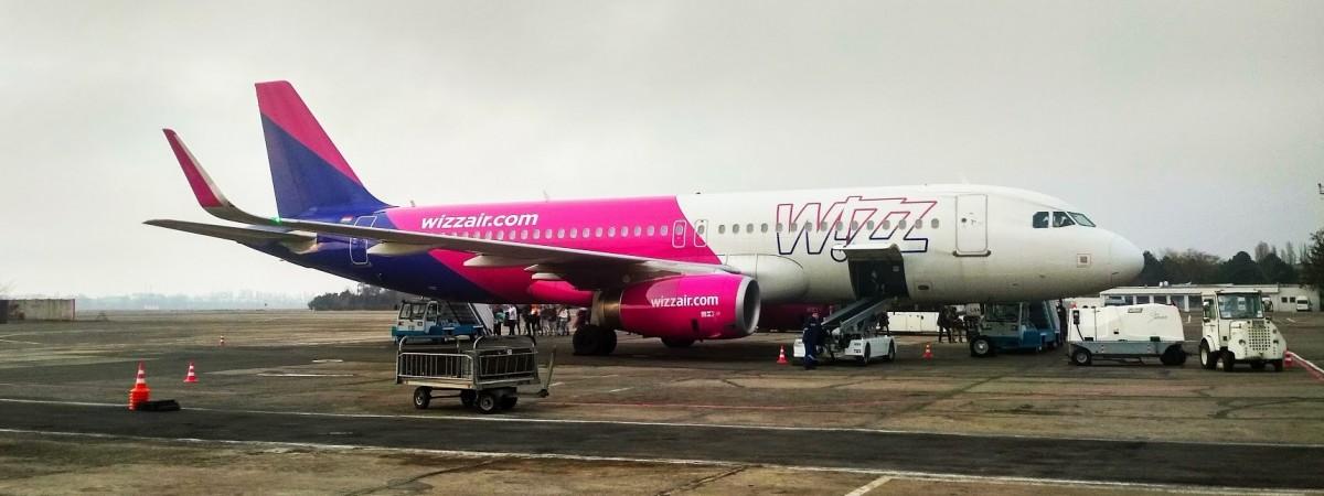Лоукостер Wizz Air скасував кілька рейсів між Польщею та Україною у листопаді