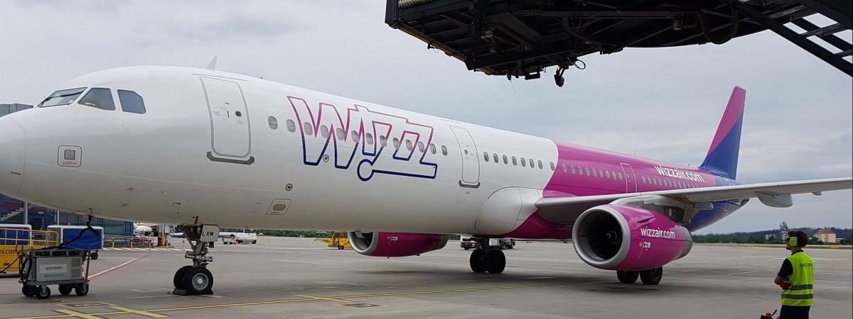 Wizz Air не літатиме з Польщі в Україну аж до липня