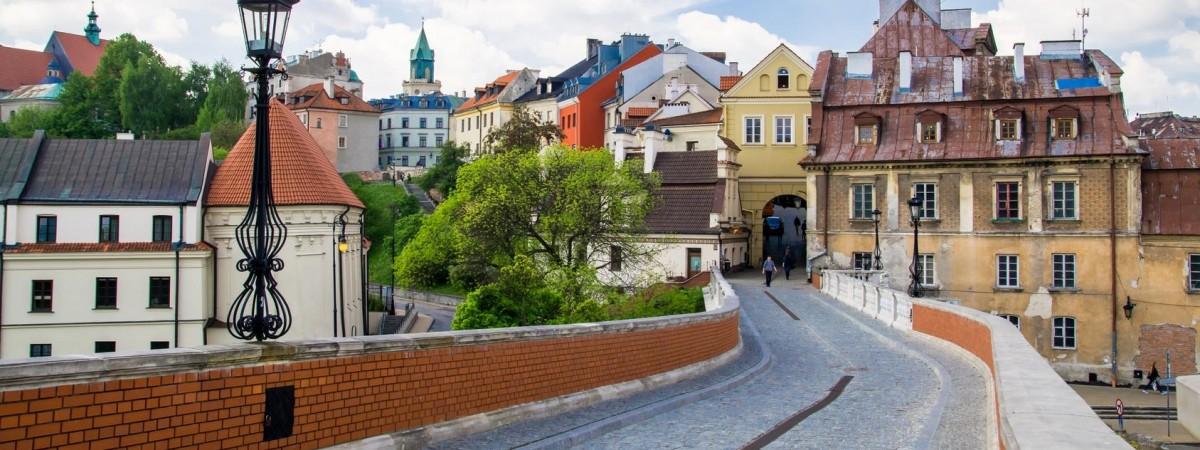 Люблін вивчає українську. З'явився проект, який має допомогти полякам краще зрозуміти українців