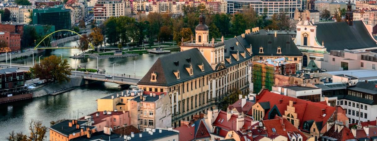 Загадочный Вроцлав: что посетить в городе мостов?