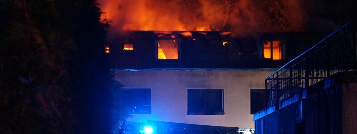 Польща: пожежа в будинку, де проживали працівники з України. Є жертви