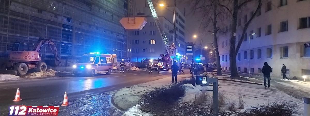 У Польщі український робітник впав з висоти на будівництві 100-метрового хмарочоса