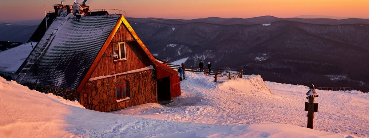 Неизведанная Польша: Бещады - нетронутая природа и одиночество под звездами