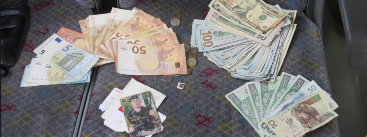 Українцю повернули сумку з грошима, загублену в автобусі у Вроцлаві