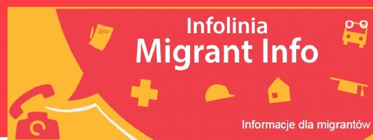 В Польше прекращает работу бесплатная инфолиния для мигрантов migrant.info - нет финансирования