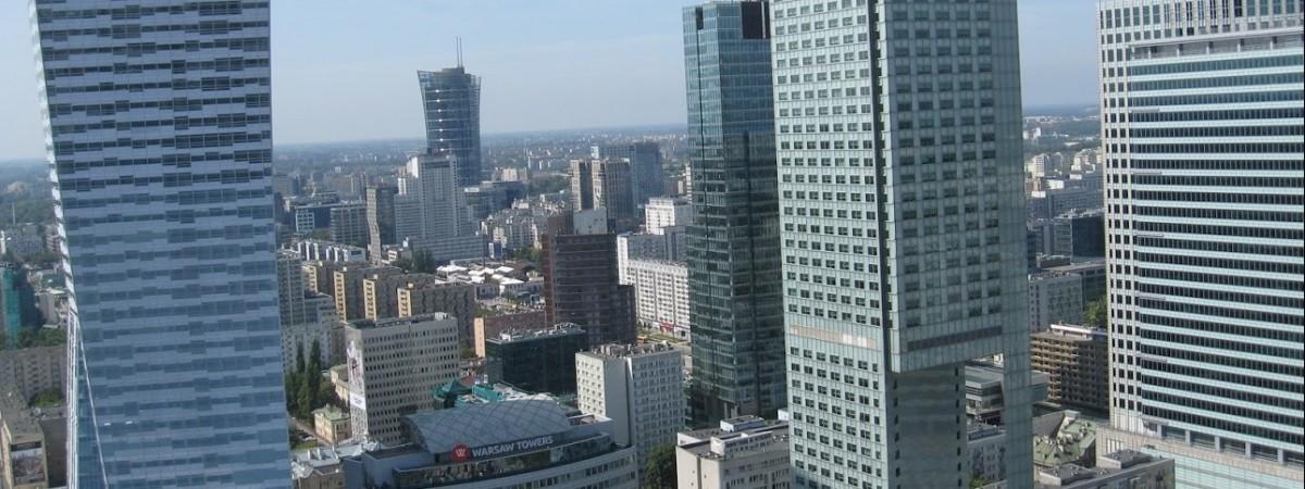 Варшава выиграла у Киева 51 позицию в рейтинге самых комфортных городов мира