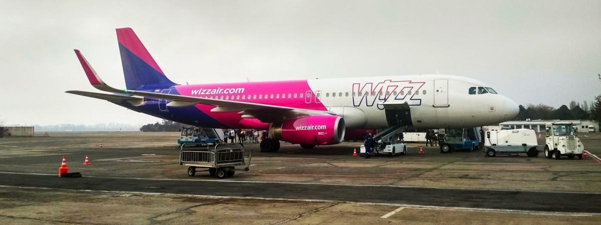 Рейси Wizz Air з Польщі до Одеси та навпаки скасовані на 2,5 місяці