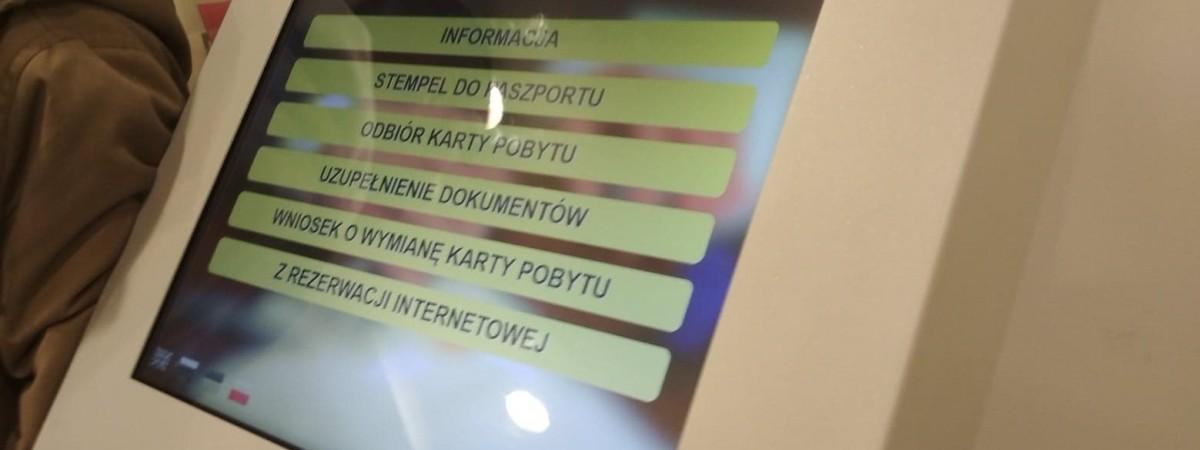 Подача на карти побиту в січні 2020 року. Де у Польщі найбільший ажіотаж серед українців