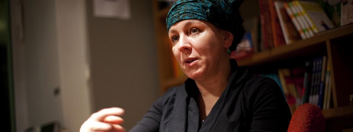 Полька украинского происхождения Ольга Токарчук получила престижную Букеровскую премию
