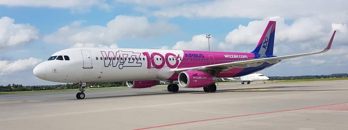 Wizz Air в 2021 році може літати до Польщі ще з одного українського міста