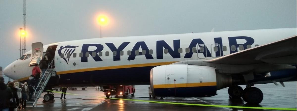Билеты на Ryanair из Украины в Польшу дешевле 10 евро. Распродажа!
