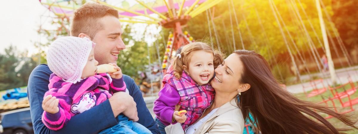 Чотири парки розваг в одному місці: відпочиваємо разом з дітьми в Польщі