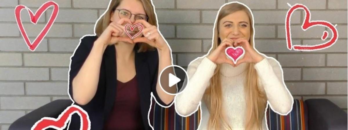 Польські дівчата обирають українських хлопців та присвячують їм вірші українських поетів (ВІДЕО)