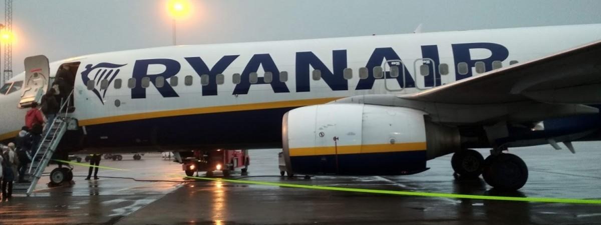 Розпродаж у Ryanair: квитки на 6 напрямків між Польщею та Україною до 10 євро