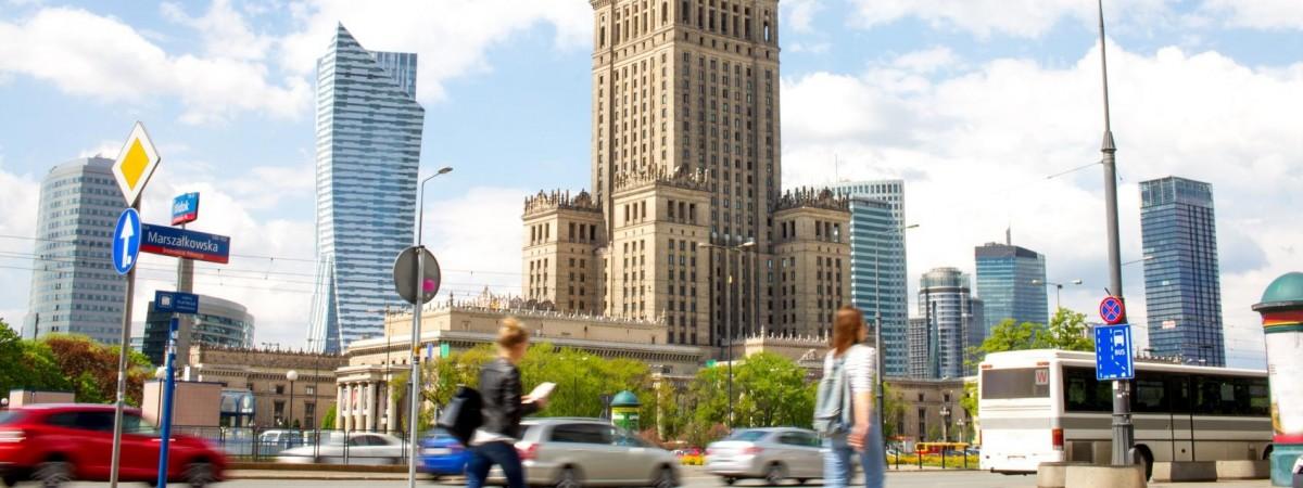 У Варшаві без польської мови: наскільки польська столиця привітна до іноземців?