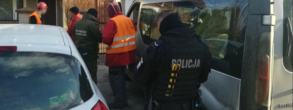 В Польше разоблачили еще две фирмы, которые давали нелегальную работу трудовым мигрантам